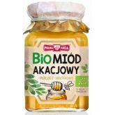 Polska Róża Miód Akacjowy Bio Ekologiczny 210 g