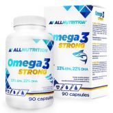 Allnutrition Omega 3 strong 90 kap
