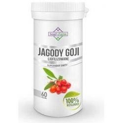 Soul Farm Premium Jagody Goji 60 kapsułek