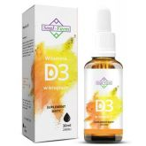 Soul Farm Witamina D3 w kroplach 30 ml