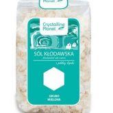 BIO PLANET Sól kłodawska grubo mielona 600 g