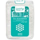 BIO PLANET Sól kłodawska drobno mielona 600 g