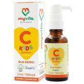 Myvita Witamina C dla dzieci 50 Wzmacnia Odporność