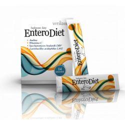 Vitadiet EnteroDiet 14 saszetek probiotyki