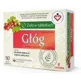 Colfarm Głóg 90 Tabletek Wspiera Krążenie I Serce
