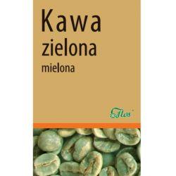 FLOS KAWA ZIELONA MIELONA 200G